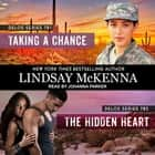 Taking a Chance/The Hidden Heart audiobook by
