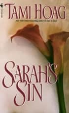 Sarah's Sin ebook by Tami Hoag