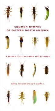 Common Nymphs of Eastern North America - A Primer for Flyfishers and Flytiers ebook by Caleb J. Tzilkowski,Jay R. Stauffer Jr.