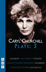 Caryl Churchill Plays: Three (NHB Modern Plays) ebook by Caryl Churchill