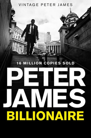 Billionaire ebook by Peter James