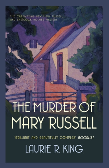The Murder of Mary Russell ekitaplar by Laurie R. King