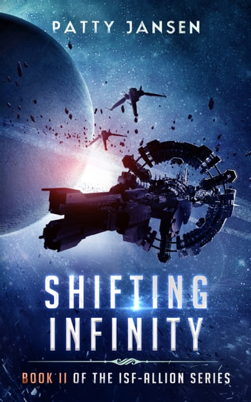 Shifting Infinity ebook by Patty Jansen