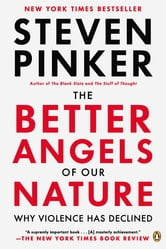The Better Angels of Our Nature - Why Violence Has Declined ebook by Steven Pinker