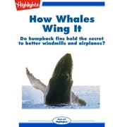 How Whales Wing It audiobook by Anna Ouchchy