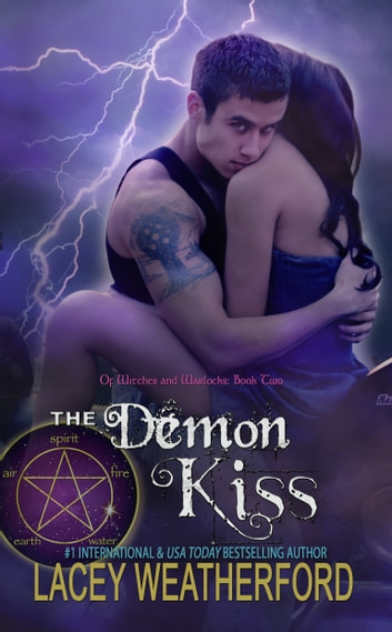 The Demon Kiss ebook by Lacey Weatherford