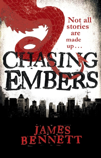 Chasing Embers ebook by James Bennett