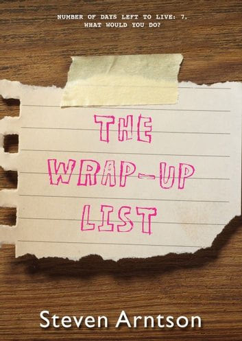The Wrap-Up List ebook by Steven Arntson