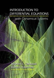 Introduction to Differential Equations with Dynamical Systems ebook by Stephen L. Campbell,Richard Haberman