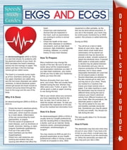 EKGS and ECGS (Speedy Study Guides) ebook by MDK Publishing