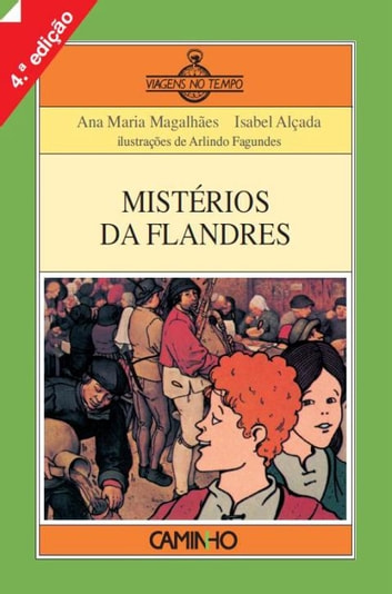 Mistérios da Flandres ebook by ISABEL; MAGALHÃES ALÇADA