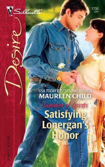 Satisfying Lonergan's Honor ebook by Maureen Child