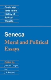 seneca moral and political essays ebook by seneca  seneca moral and political essays