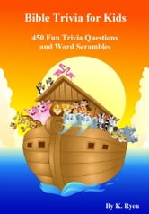 Book Cover Bible Trivia For Kids