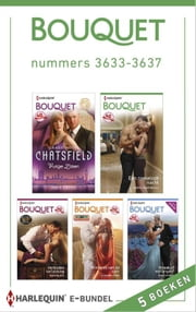 Bouquet e-bundel nummers 3633-3637 (5-in-1) ebook by Abby Green,Maya Blake,Susanna Carr,Sara Craven,Carole Marinelli