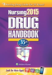 Nursing2015 Drug Handbook ebook by Lippincott