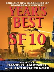 Year's Best SF 10 ebook by David G. Hartwell,Kathryn Cramer