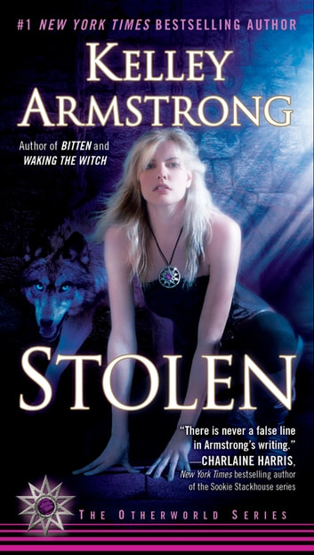 Stolen ebook by Kelley Armstrong
