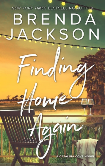 Finding Home Again ebook by Brenda Jackson