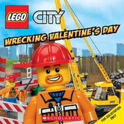 Wrecking Valentine's Day! (LEGO City: 8x8) ebook by Trey King