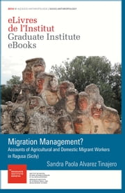 Migration Management? - Accounts of agricultural and domestic migrant workers in Ragusa (Sicily) ebook by Sandra Paola Alvarez Tinajero