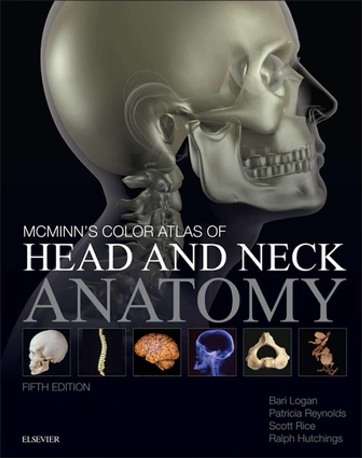 McMinn\'s Color Atlas of Head and Neck Anatomy E-Book eBook by Ralph ...