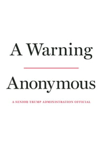 A Warning E-bok by Anonymous