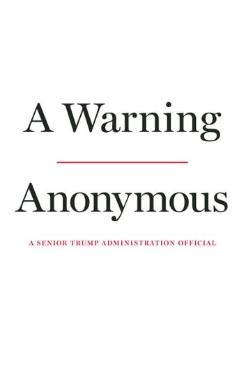 A Warning e-bog by Anonymous