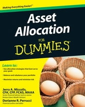 Asset Allocation For Dummies ebook by Dorianne Perrucci,Jerry A.  Miccolis