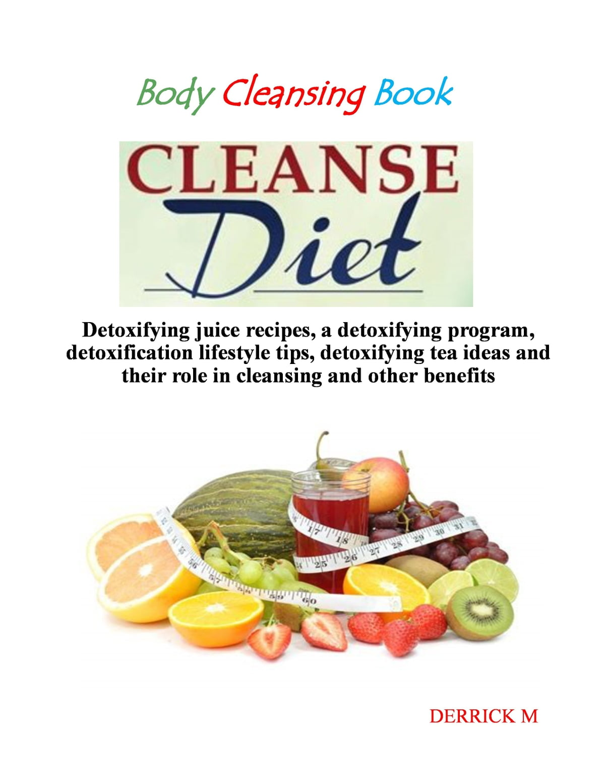 what is body cleansing diet