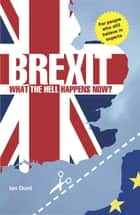 Brexit: What the Hell Happens Now? - Everything you need to know about Britain's divorce from Europe ebook by Dunt Ian