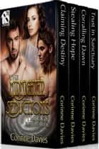 The Midnighter Seductions Trilogy and Bonus Book ebook by
