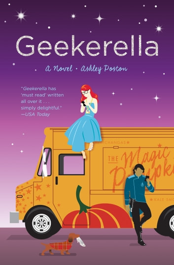 Geekerella - A Fangirl Fairy Tale 電子書 by Ashley Poston