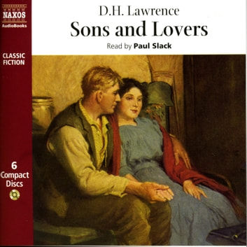 Sons and Lovers audiobook by D.H. Lawrence