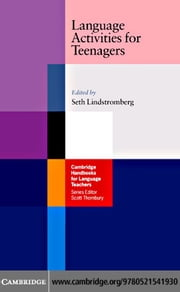 Language Activities for Teenagers ebook by Lindstromberg, Seth