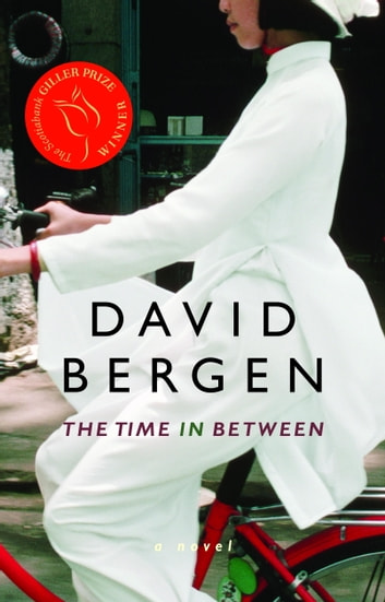 The Time in Between ebook by David Bergen