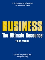 Business - The Ultimate Resource ebook by Bloomsbury Publishing