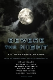 Bewere the Night ebook by Ekaterina Sedia