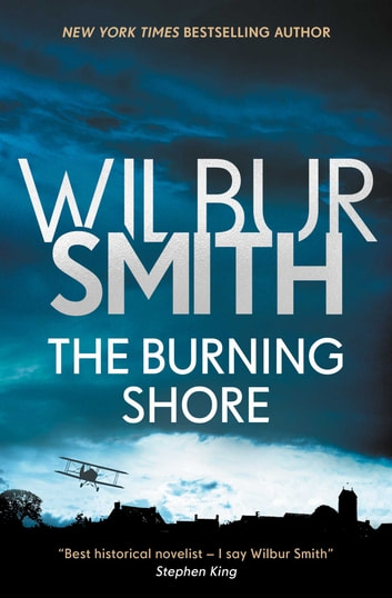 The Burning Shore ebook by Wilbur Smith