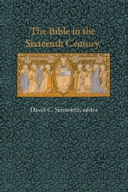 The Bible in the Sixteenth Century ebook by David C. Steinmetz,H. C. Erik Midelfort,Guy Bedouelle,Scott Hendrix,Richard Muller,R. Gerald Hobbs