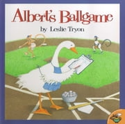 Albert's Ballgame - with audio recording ebook by Leslie Tryon