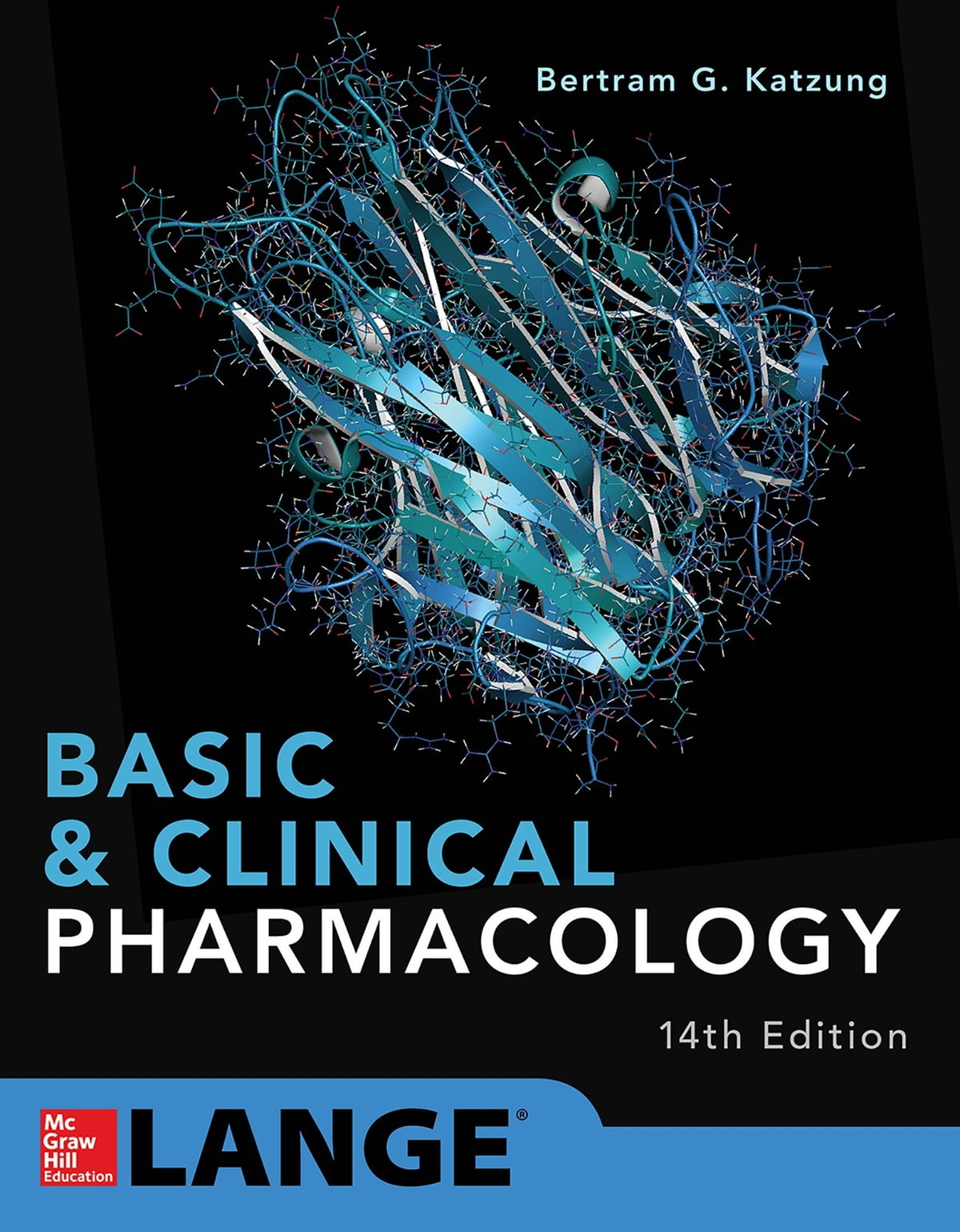 Basic and Clinical Pharmacology 14th Edition eBook by Bertram G ...