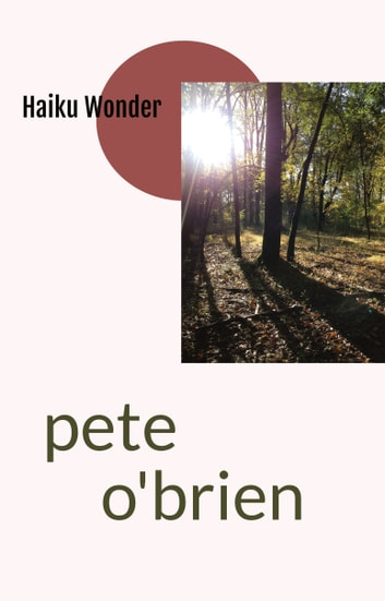 Haiku Wonder ebook by Pete O'Brien