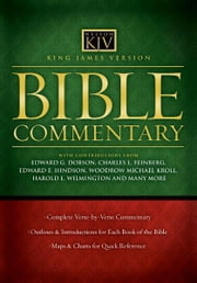 King James Version Bible Commentary ebook by Ed Hindson, Woodrow Kroll