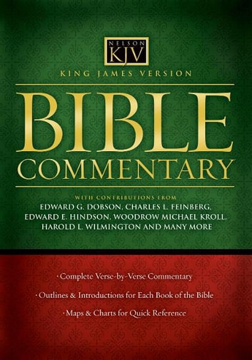 King James Version Bible Commentary ebook by Ed Hindson,Woodrow Kroll,Thomas Nelson