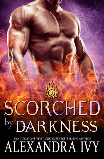 Scorched by Darkness ekitaplar by Alexandra Ivy