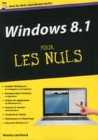Windows 8.1 Mégapoche pour les Nuls ebook by Andy RATHBONE