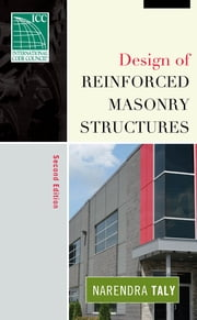 Design of Reinforced Masonry Structures ebook by Narendra Taly