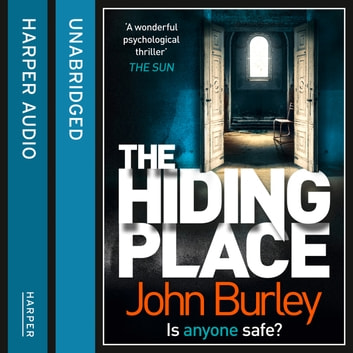 THE HIDING PLACE audiobook by John Burley