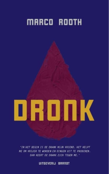 Dronk ebook by Marco Rooth